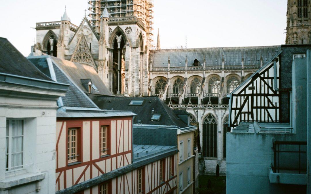 Les bonnes raisons de s'installer à Rouen, la métropole normande!